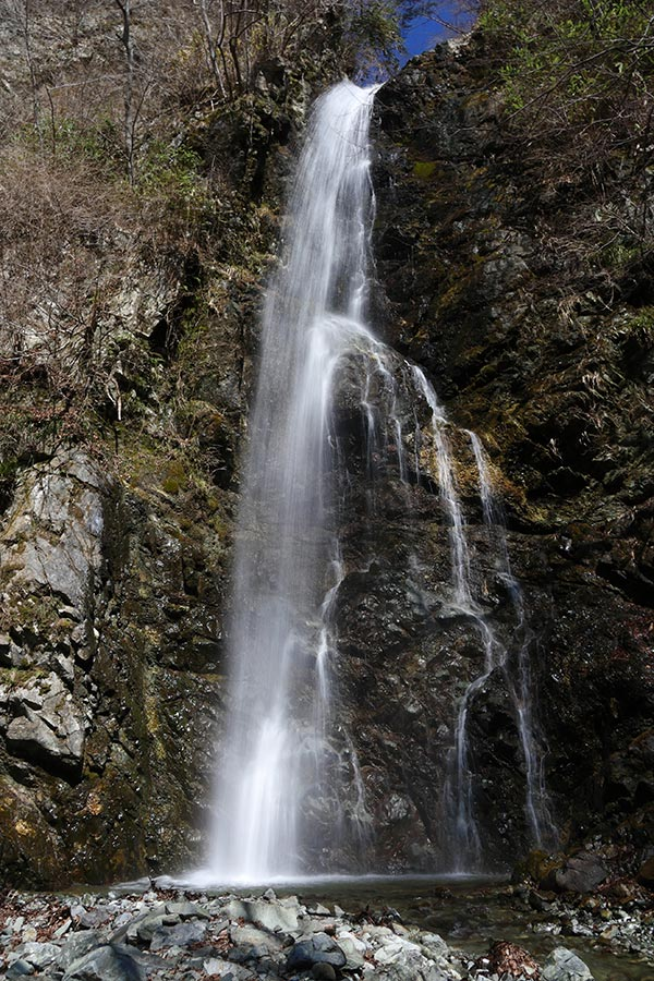 ミズヒ大滝