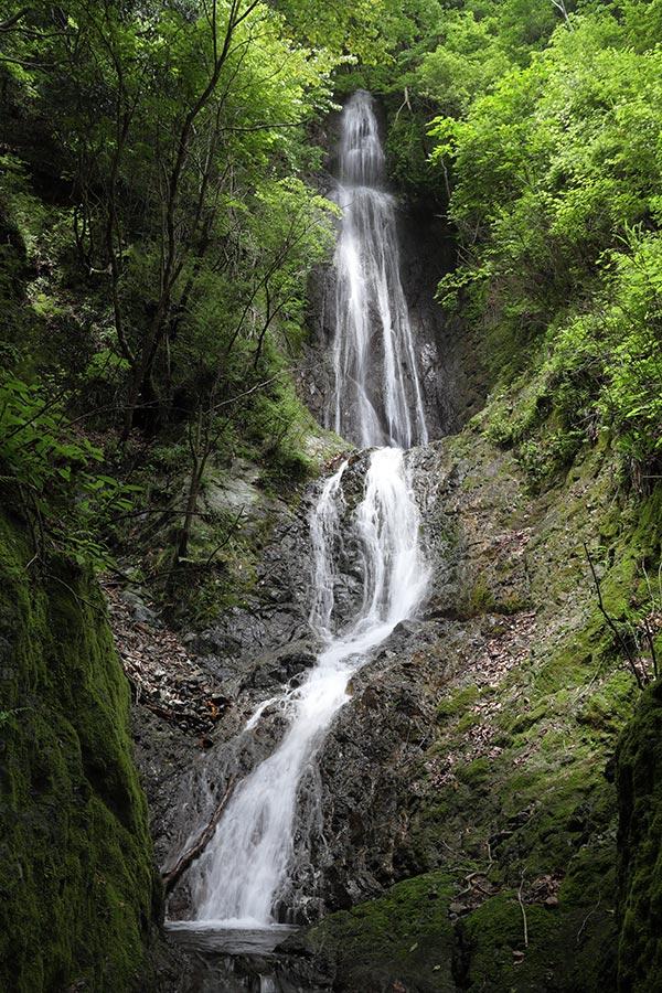 ボウズクリノ滝
