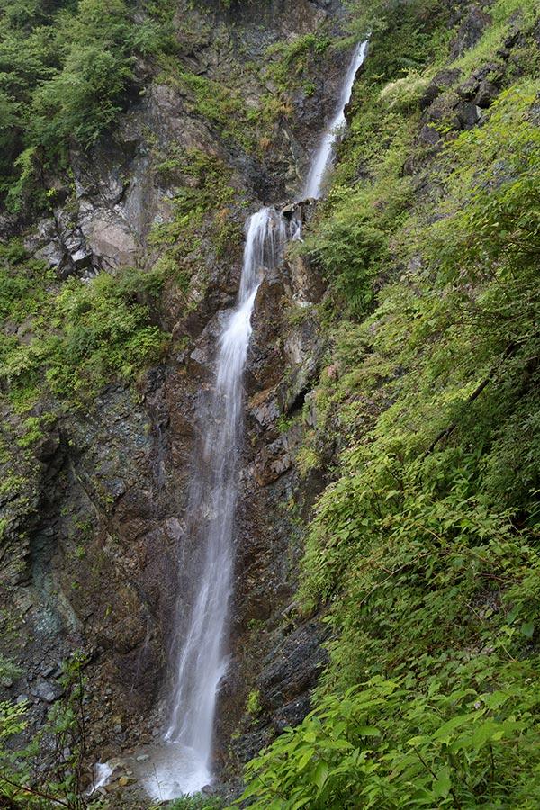 水無川本谷F8